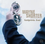 Footprints Live! CD Cover