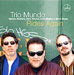 Trio Mundo CD Cover