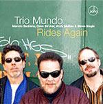Trio Mundo CD Cover