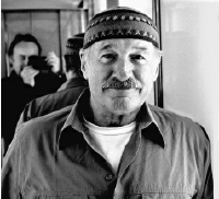 Joe Zawinul by Eamonn McCabe