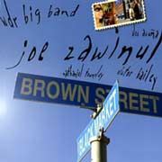 Brown Street Album Cover
